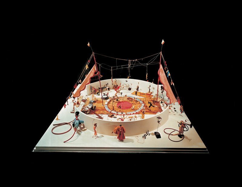 Cirque de Calder - imaginative play